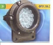 Новинка в серии электровозных фар – фара ФРЭ-1.1МС-25 светодиодная.