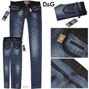 iciceshop-Dolce & Gabbana Woman jeans D&G DG