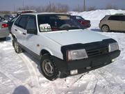 [+]  ВАЗ 21093,  цвет ярко-белый,  2000 года,  двигатель после кап.ремон