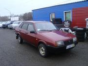 Продам автомобиль ВАЗ 21099 1997г.